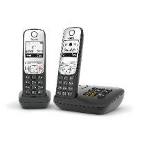 Schnurloses Telefon Duo mit AB